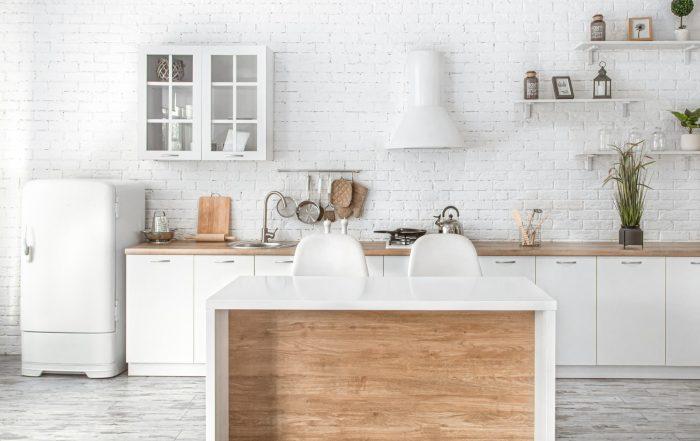 Kitchen floor 2021